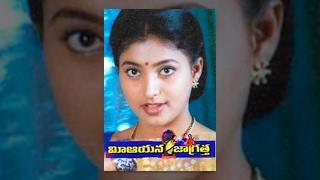 Mee Aayana Jagratha | Full Length Telugu Movie | Rajendra Prasad, Roja