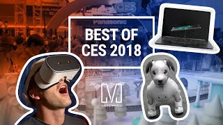 Best of CES 2018: Project Linda, Smart Display, and more!