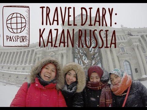 Travel Diary || Kazan, Russia.