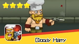 Bloody Harry Level 13 Walkthrough Chop Chop! Hunt veg zombies! Recommend index four stars