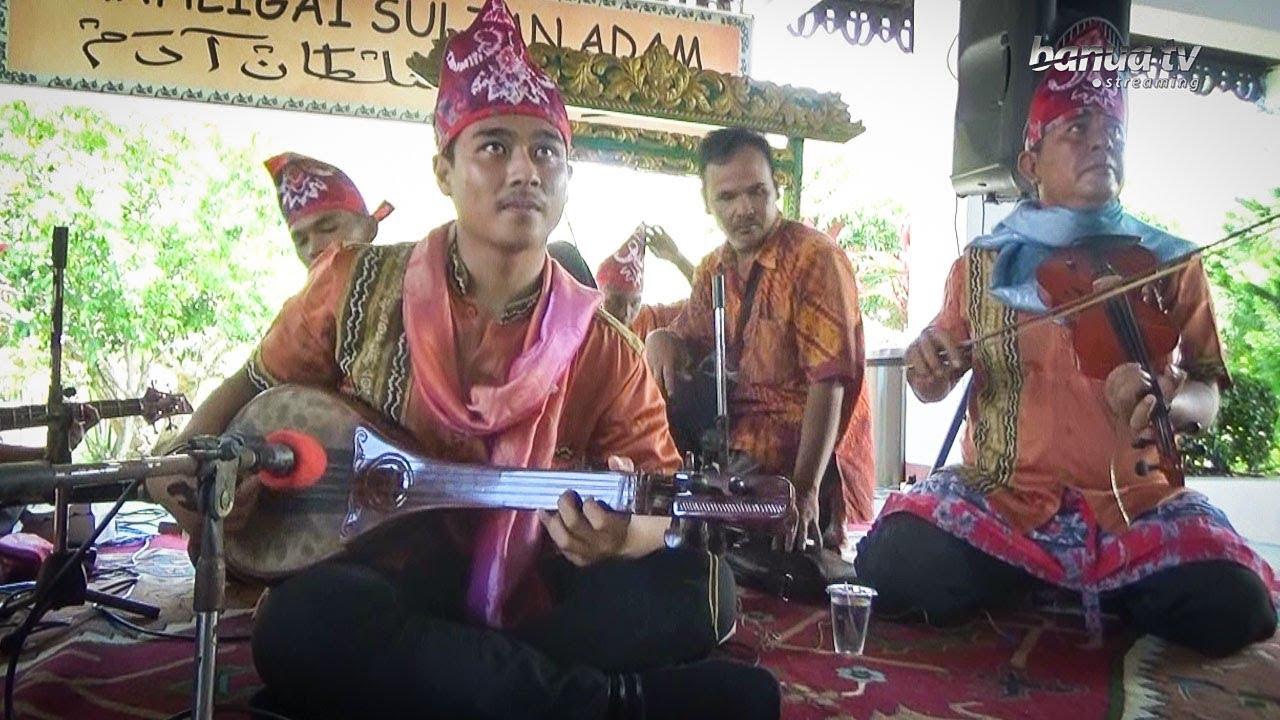 Maulana, Pelestari Musik Panting Banjar