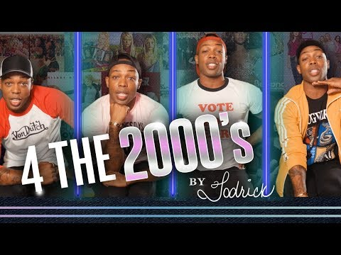 4 The 2000's by Todrick Hall