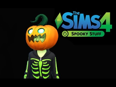 The Sims 4 - Spooky Stuff #1 Magyar