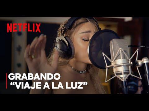 Más allá de la Luna | Así se grabó Viaje a la Luz con Danna Paola