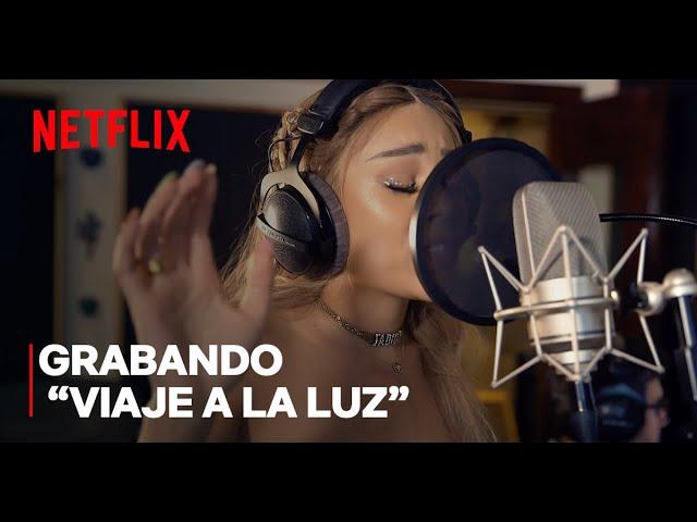 Danna Paola graba la canción principal de la película animada Más allá de la Luna