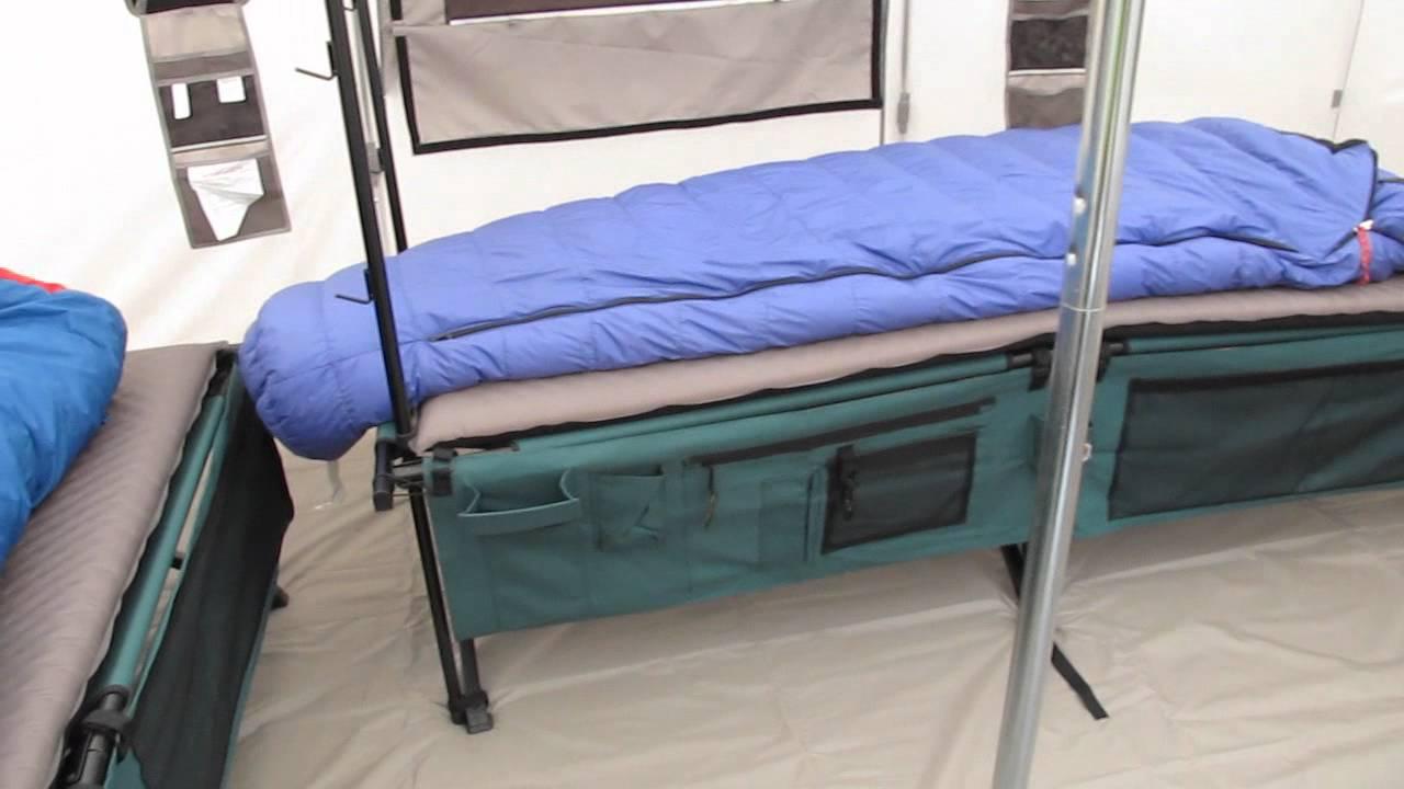 Cabela S Ultimate Alaknak Tent Youtube