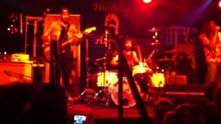 Crobot Legend Of The Spaceborne Killer, Weigh Me Down, etc @  Tour With Hillbilly Herald 7 19 2013