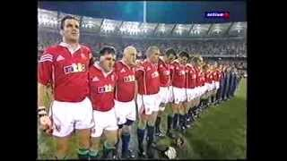 British & Irish Lions 1st Test v Australia - The Gabba, Brisbane 30 June 2001 - Part 1
