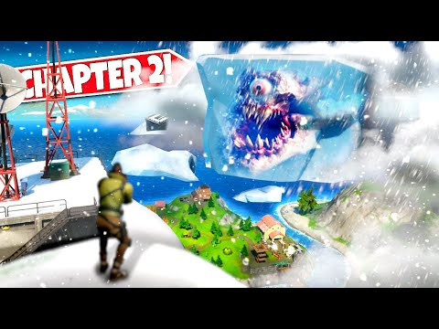 *NEW* FORTNITE CHAPTER 2 SNOW STORM *EVENT* LEAKED GAMEPLAY! ALL DETAILS & LEAKS! (Battle Royale)