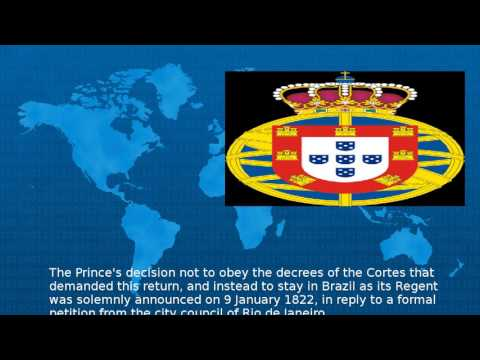 United Kingdom Of Portugal, Brazil And The Algarves  - Wiki