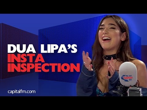 Dua Lipa's 'Embarrasing' Instagram Photos Revealed!