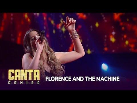 Nathalia Santana agrada 55 jurados com hit de Florence and The Machine