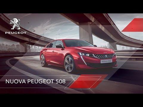 Spot Nuova Peugeot 508