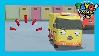 [28.48 MB] Tayo Episode Clip l Rubby, The Best Cleaning Car l Tayo the Little Bus