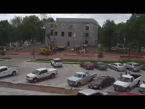 Saline County Courthouse Addition Project 2017-06-17
