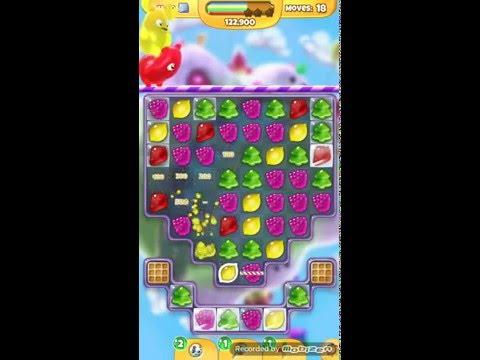 Yummy gummy level 124, как пройти 124 уровень?