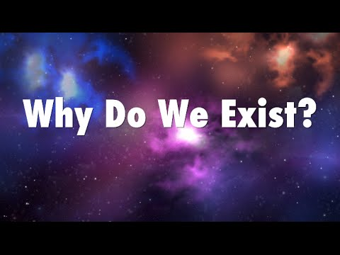 Why Do We Exist?