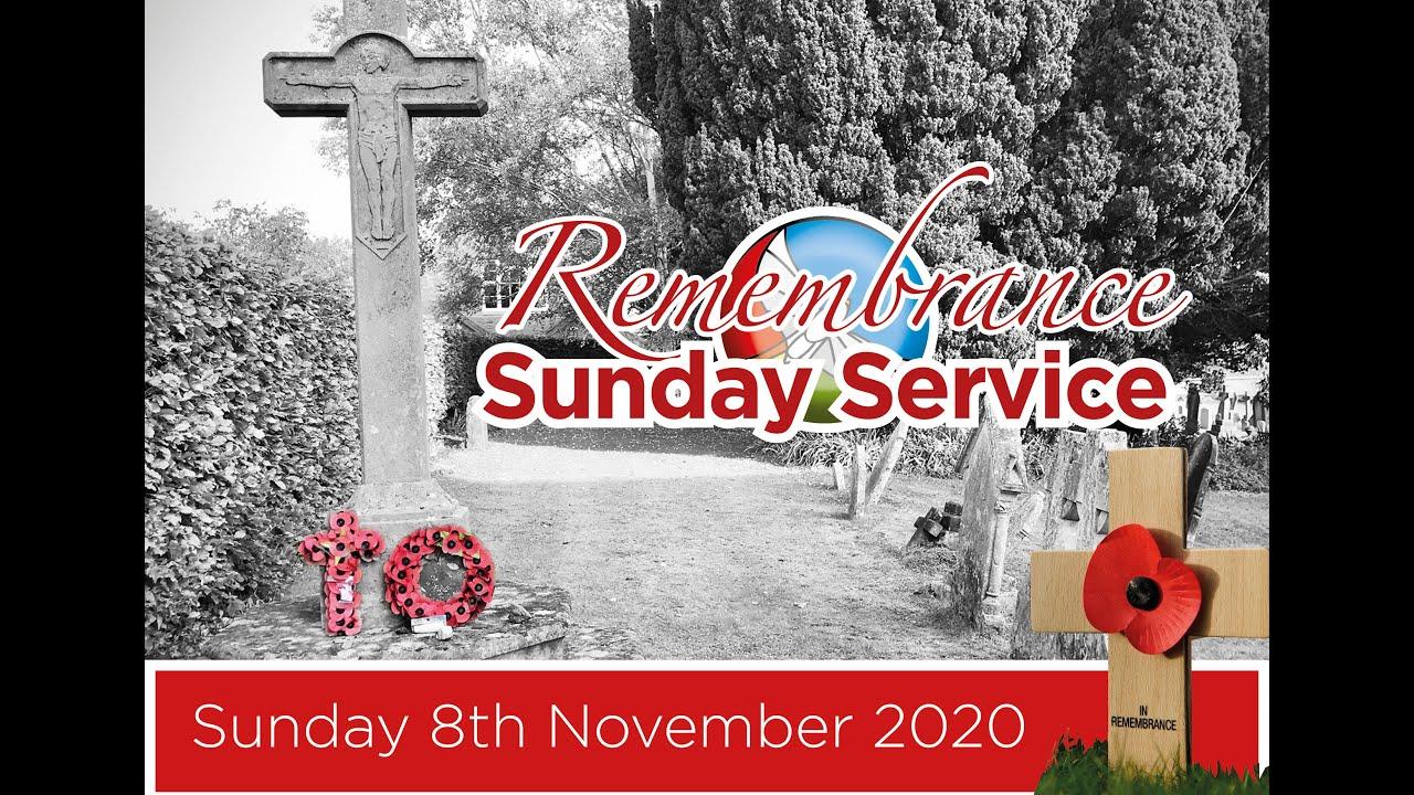 Sunday 8th November 2020