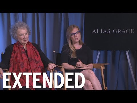 Margaret Atwood And Sarah Polley Talk 'Alias Grace' Miniseries
