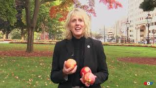 Celebrate the Great Apple Crunch on October 8