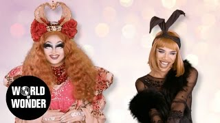 "M.U.G. with Kim Chi & Naomi Smalls - RuPaul's Drag Race Season 9 ""Entrances"""