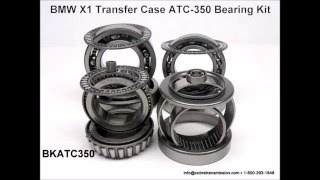 BMW X1 Transfer Case ATC 350 Bearing Kit