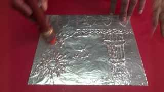 Craft with Foil Paper (Book 8/ Page 42)