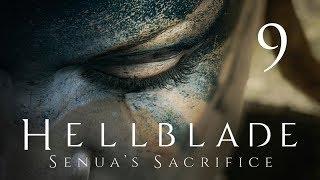 hellblade: Senua's Sacrifice - Испытание Одина - Тьма #9