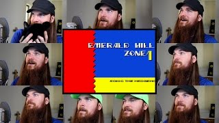 Sonic 2 - Emerald Hill Zone Acapella
