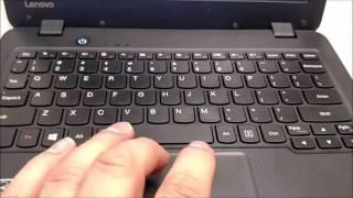lesson-Fix Laptop Mouse touchpad buttons