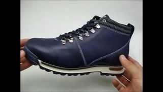 Обзор мужских ботинок Cuddos (Арт.: 3917) на меху