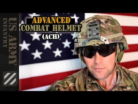 Advanced Combat Helmet (ACH)
