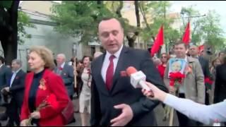 Батрынча: Это самый грандиозный Марш Победы за всю историю независимости Республики Молдова