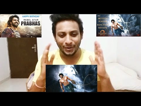 Baahubali 2 – The Conclusion First Look Motion Poster I NorthIndian Reaction Review I Prabhas