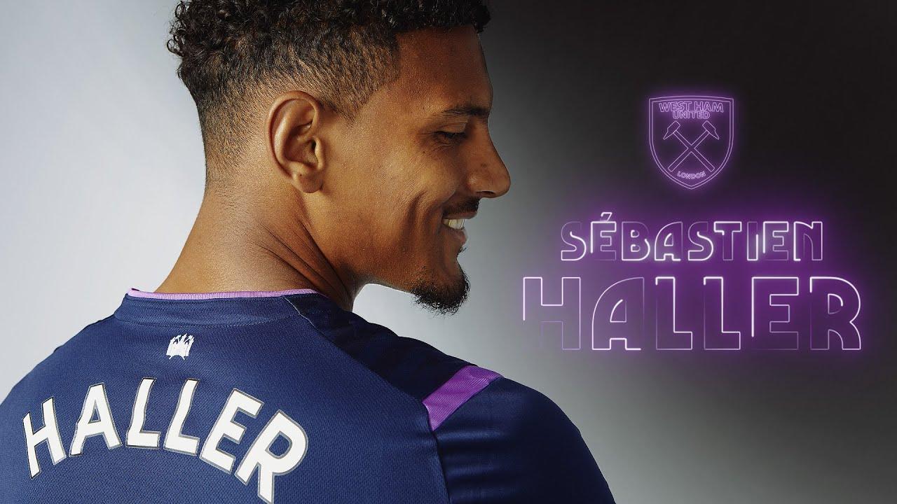 Haller West Ham