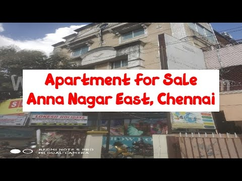 Apartment For Sale At Anna Nagar East, Chennai | World New Property