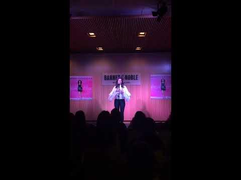 Mandy Gonzalez at Barnes & Noble- Full Performance