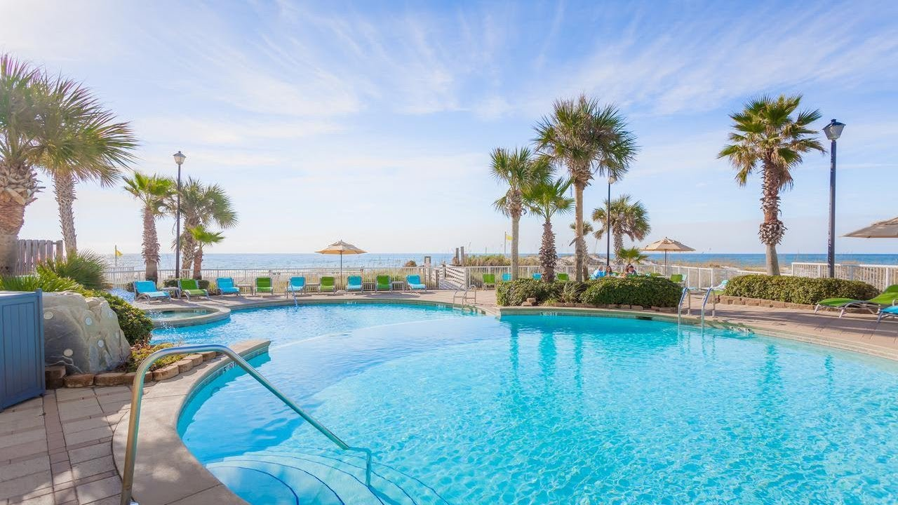 Top 10 Beachfront Hotels In Orange Beach, Alabama, USA