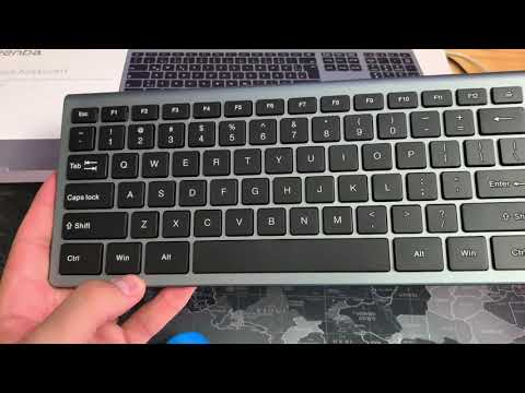 Seenda Wireless Keyboard | Unboxing & Review