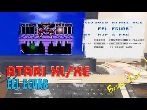 Atari XL/XE -=Eel Ecurb=- aka Bruce Lee
