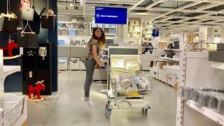 Покупки для своей комнаты в Икеа ШОППИНГ В Америке IKEA