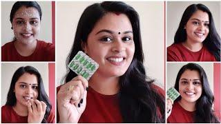 Top uses of vitamin E for skin and hair | Malayalam | Vitamin E Oil || Anusha