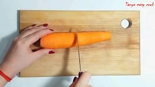 ПРАВИЛЬНЫЙ РЕЦЕПТ КОРЕЙСКОЙ МОРКОВКИ. Вкусная морковь. Салат.