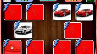Porsche Memory - Free flash Online Games