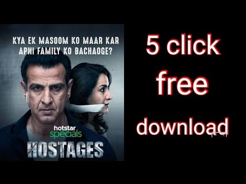 Download Hostages season 1 web series free  download very easy