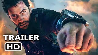 PS4 - Just Cause 4 Cinematic Trailer (2018)