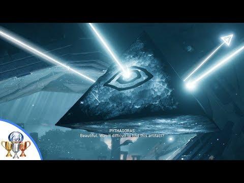 Assassin's Creed Odyssey Atlantis Story Arc Ending - The Gates of Atlantis and Modern Day Ending thumbnail