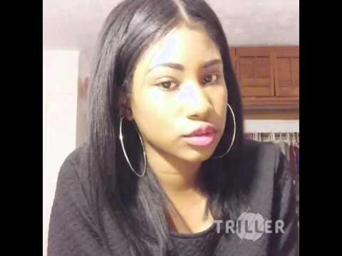 Nicki Minaj Look Alike