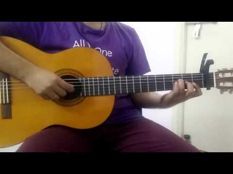 Jadu Teri Nazar - Darr (Guitar Fingerstyle Cover) - YouTube
