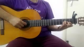 Jadu Teri Nazar - Darr (Guitar Fingerstyle Cover)